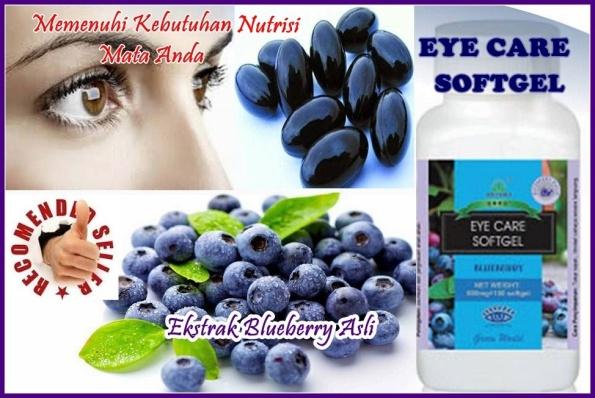 Suplemen Yang Bagus Buat Mata Silinder